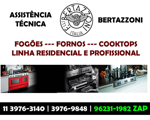 Assistência Técnica Bertazzoni
