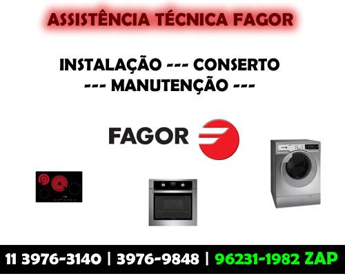 Assistência Técnica Fagor