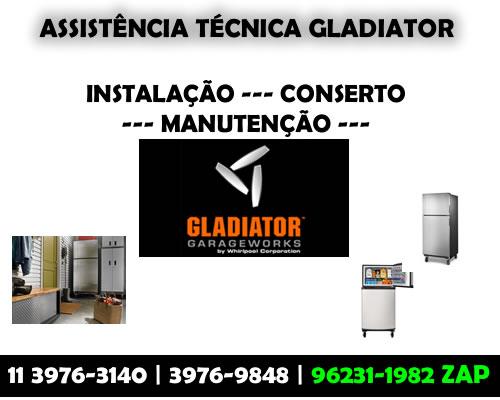 Assistência Técnica Gladiator