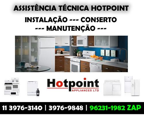 Assistência Técnica Hotpoint