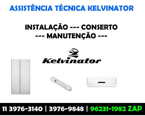 Assistência Técnica Kelvinator