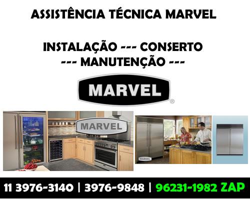 Assistência Técnica Marvel