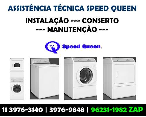 Assistência Técnica Speed Queen