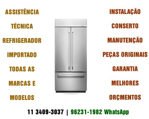 Assistência Técnica Refrigerador Importado