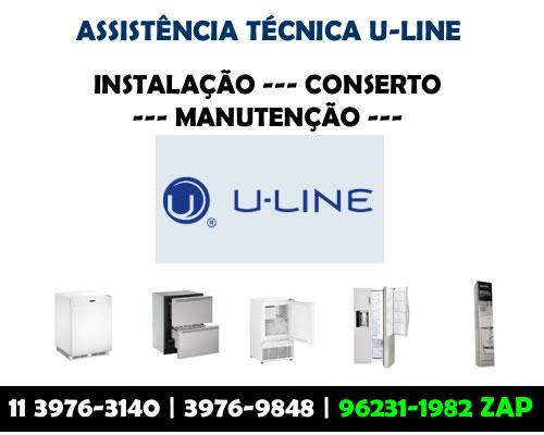 Assistência Técnica U-line