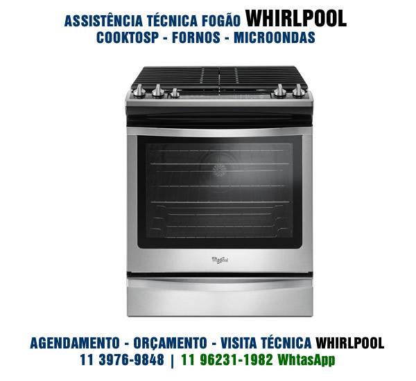 Conserto Fogão Whirpool