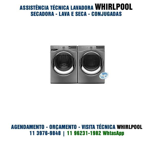Conserto Lavadora Whirpool