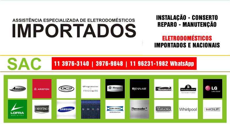 Assistência técnica eletrodomésticos Lapa